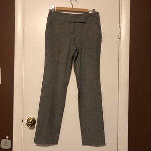 NWOT Worthington gray dress pants 2 petite